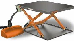 Грузоподъемное оборудование - Стол гидравлический подъемный SHT 1001 G, 0