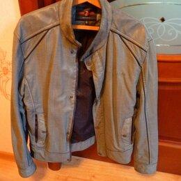 Куртки - Продается кожаная куртка, 0