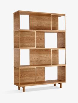 Стеллажи и этажерки - Стеллаж для книг, 0