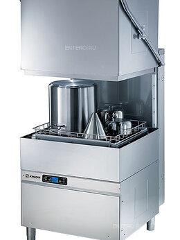 Промышленные посудомоечные машины - Купольная посудомоечная машина Krupps Koral K1600E, 0