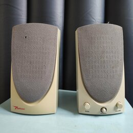 Компьютерная акустика - Активные колонки Typhoon Speaker System, 0