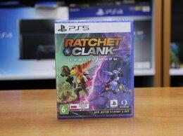 Игры для приставок и ПК - Ratchet & Clank Сквозь миры - PS5 Новый диск, 0