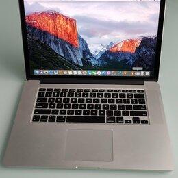 Ноутбуки - Macbook pro 15 2013 i7/16/256, 0