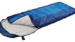 Спальные мешки - Новый Спальник туристический спальный мешок теплый, 0