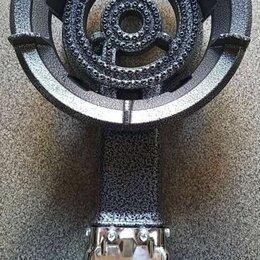Прочая техника - Чугунная горелка под казан, самогонный аппарат 6кВ, 0