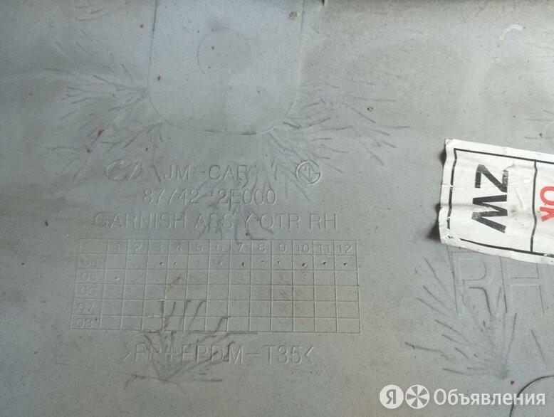 Расширитель крыла задний правый Хендай Туксон 877 по цене 900₽ - Кузовные запчасти, фото 0