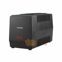 Стабилизаторы напряжения - Стабилизатор напряжения APC Line-R LS1000-RS, 0