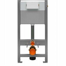 Комплектующие - Инсталляция AQUA 50 QF для унитаза пневматическая оцинкованная, 0