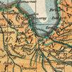 Гравированная кабинетная карта 1758 года России и северных стран S6710 по цене 220000₽ - Гравюры, литографии, карты, фото 12