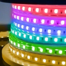 Светодиодные ленты - Комплект светодиодной ленты, подсветки 5 м, 0