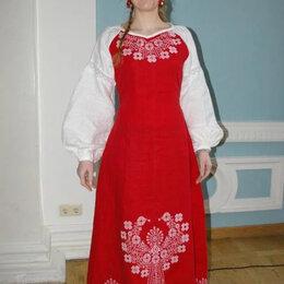Платья - Славянское платье - Макошь, 0