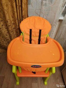 Стульчики для кормления - детский стульчик-парта, 0