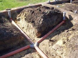 Архитектура, строительство и ремонт - Сливная яма под ключ , 0