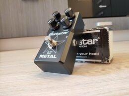 Процессоры и педали эффектов - BlackStar LT Metal +Гиатрный Кабель (Гитарная…, 0