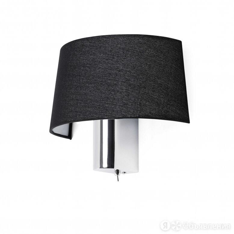 Бра черное Hotel от Faro 22663 по цене 6990₽ - Настенно-потолочные светильники, фото 0