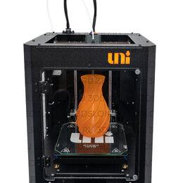 3D-принтеры - 3D принтер UNI Mini. Область печати: 160х160х170мм, 0