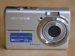 Фотоаппараты - Фотоаппарат Olympus FE-190, 0
