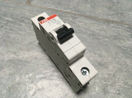 Защитная автоматика - Выключатель автоматический однополюсный ABB 10А…, 0