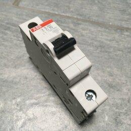Защитная автоматика - Выключатель автоматический однополюсный ABB 10А С S201 6кА (S201 C10), 0