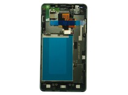 Дисплеи и тачскрины - Дисплей LG Optimus G E970 с тачскрином (черный), 0