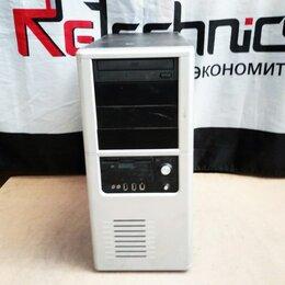 Настольные компьютеры - Системный блок ПК 775 E4500 2x1Gb DDR2 160IDE 945 , 0