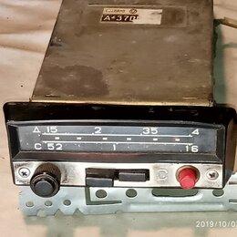 Радиоприемники - Автомобильный радиоприёмник, 0