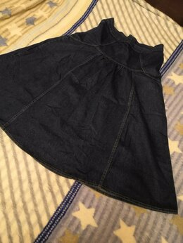 Юбки - Юбка джинсовая ссср (самодельная) , 0