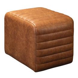 """Пуфики - Пуфик мягкий коричневый Loft """"Браун"""", 0"""