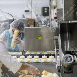 Производство - Производство мороженого, 0