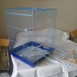 Клетки и домики - клетка для попугаев, 0