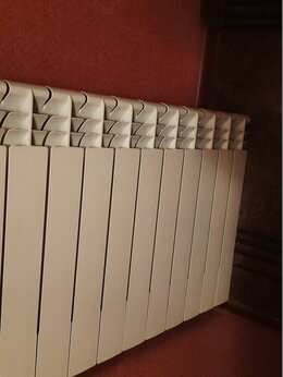 Радиаторы - Радиаторы биметаллические рбс-500, 0