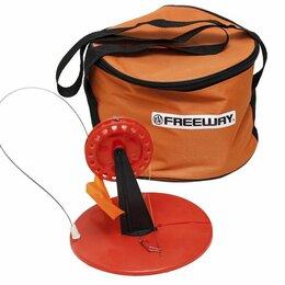 Прочие принадлежности - Жерлицы оснащённые для зимней рыбалки набор 10 шт Freeway, 0