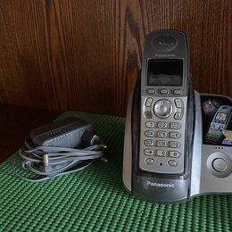 Проводные телефоны - Радиотелефон Panasonic и стационарные siemens, GE, 0