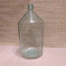 Бочки - Бутыль стекло 20 литров, 0