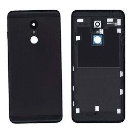 Корпусные детали - Задняя крышка Xiaomi Redmi 5 (черный), 0
