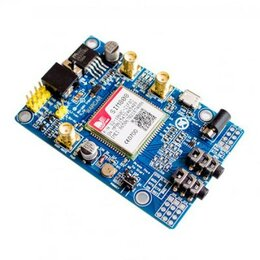 GPS-трекеры - GSM/GPRS + GPS + Bluetooth Shield SIM808, 0