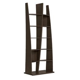 Стеллажи и этажерки - Макао 2 стеллаж-перегородка венге, 0
