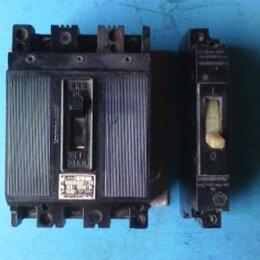 Пускатели, контакторы и аксессуары - Автоматический  выключатель А- 316 40 А, 0