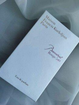 Парфюмерия - Maison Francis Kurkdjian Paris Baccarat Rouge 540, 0