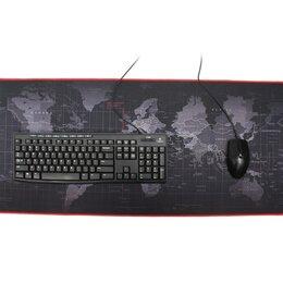 """Коврики для мыши - Большой коврик для мыши """"Карта Мира"""" 800х300мм, 0"""
