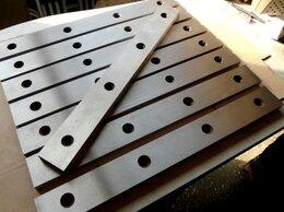 Ножницы и гильотины - Закажите ножи для резки металла на гильотину по…, 0