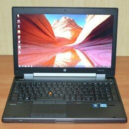 Ноутбуки - Ноутбук HP EliteBook 8570w , 0