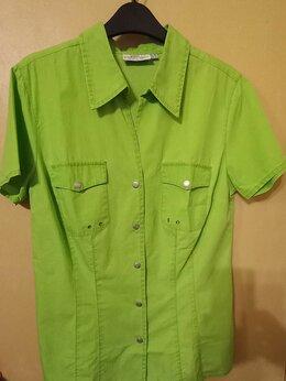 Блузки и кофточки - Рубашка  на кнопках, 0