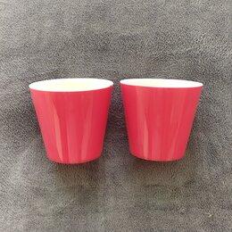 Горшки, подставки для цветов - Цветочные горшки пластиковые, 0