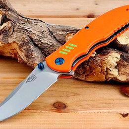 Ножи и мультитулы - Нож на подшипнике Ganzo FireBird Orange, 0