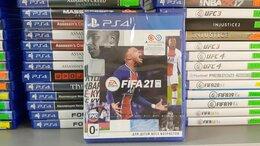Игры для приставок и ПК - Fifa -21 Sony ps4, 0