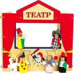 Игровые наборы и фигурки - МДИ Д170 Кукольный театр, 0