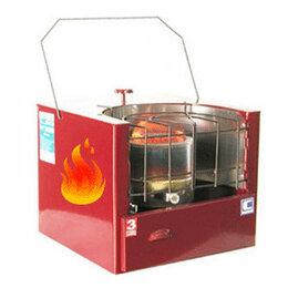 Обогреватели - Печь работающая на солярке или керосине, мощность 2500 Вт, 0
