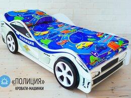 Кроватки - Новая кровать машина полиция с бесплатной…, 0