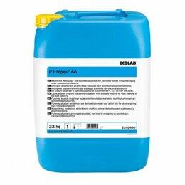 Дезинфицирующие средства - Дезинфицирующее средство с моющим эффектом P3-Topax 66, 0